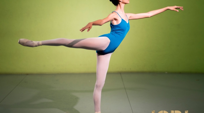 Bailarina Sofia
